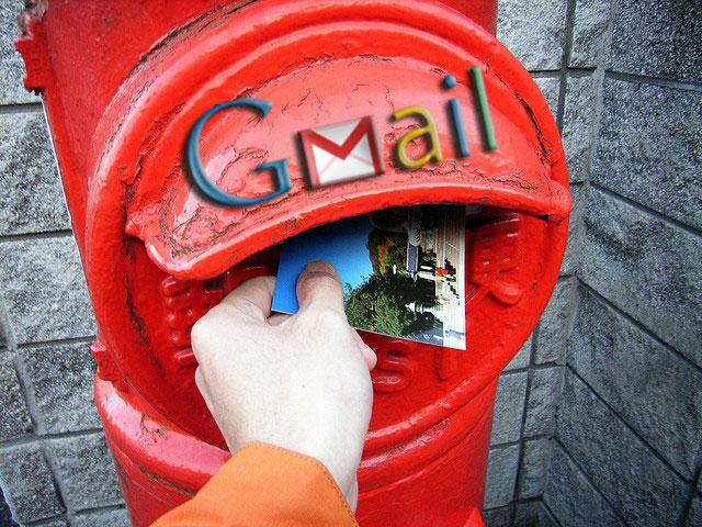 Gmailのセキュリティ